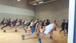 Offenes Training Velbert 1.7.18